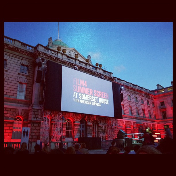 Film 4 Somerset House screenings